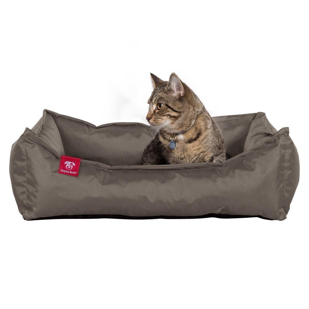 the-cat-bed-memory-foam-cat-bed-waterproof-grey_1