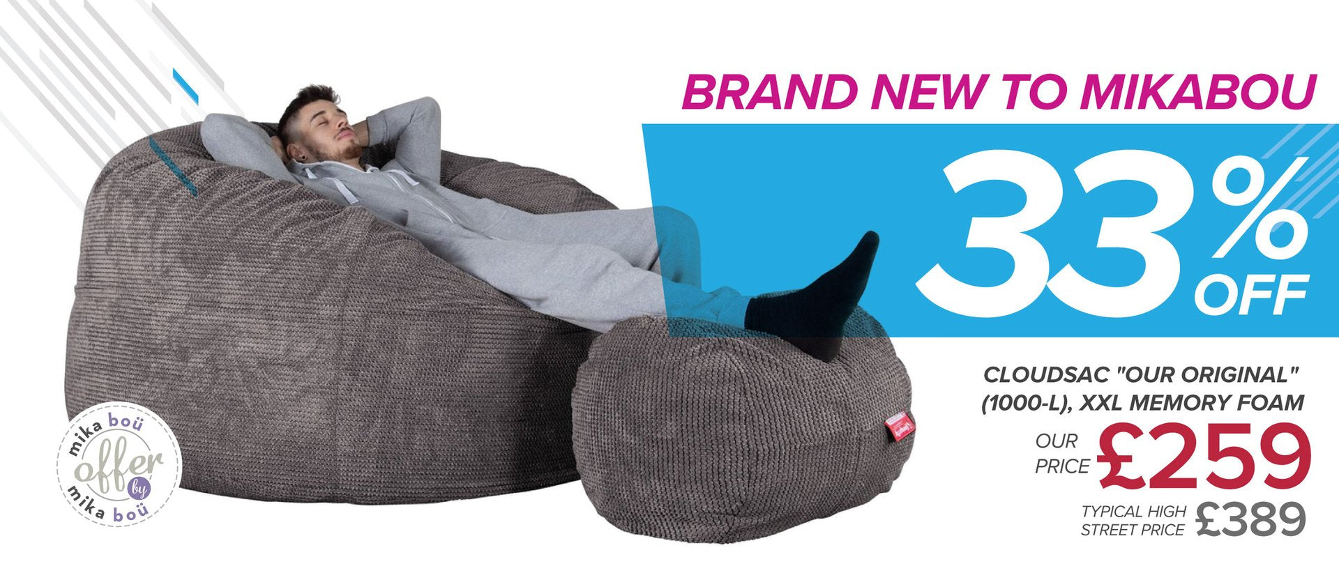 80ba8dd90a MikaBoü - High Quality Bean Bags   Technologically Advanced Pet Beds ...