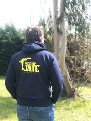 Sweat Capuche Original La Grue Jaune
