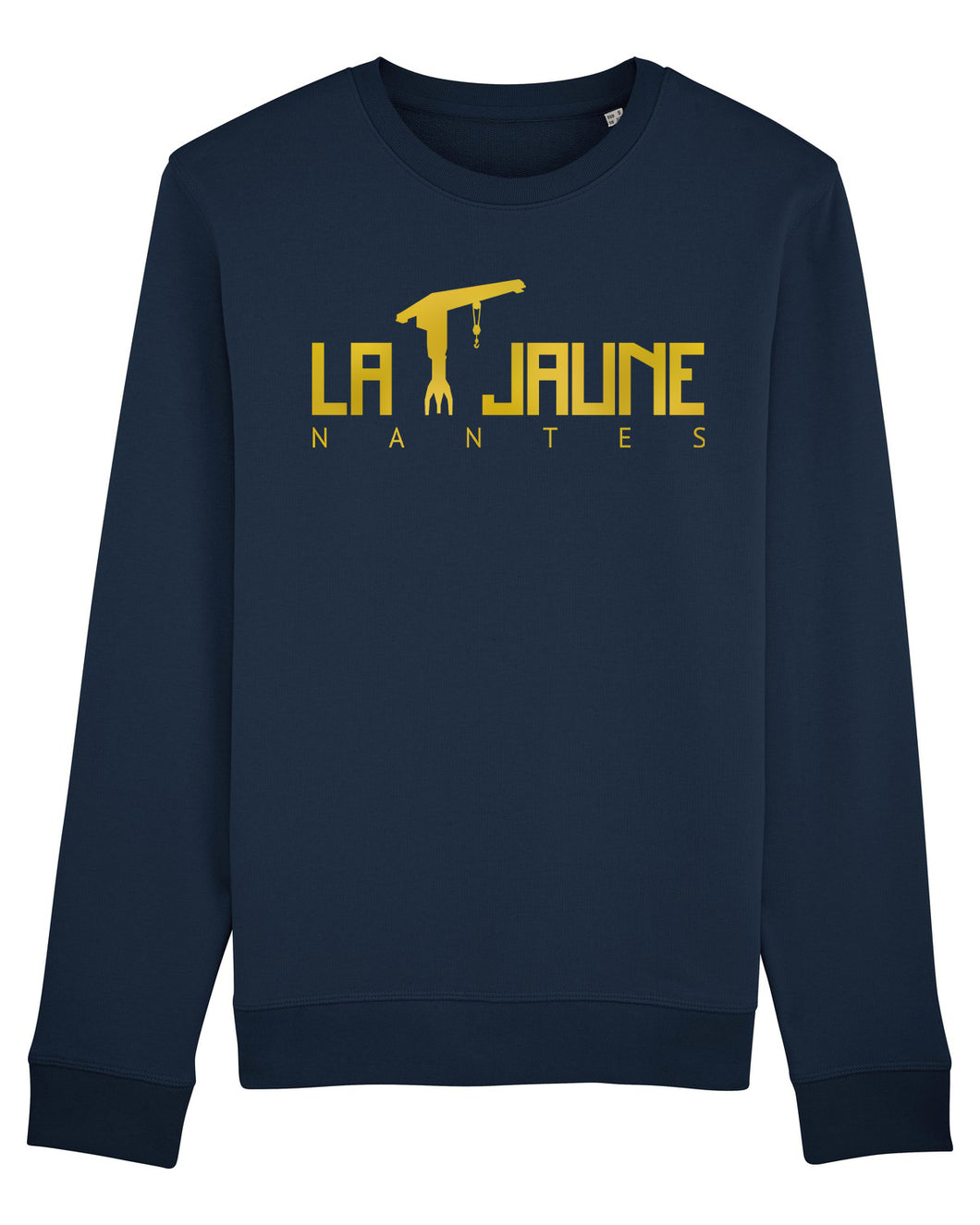SWEAT Kid La Grue Jaune Paillettes - La Grue Jaune