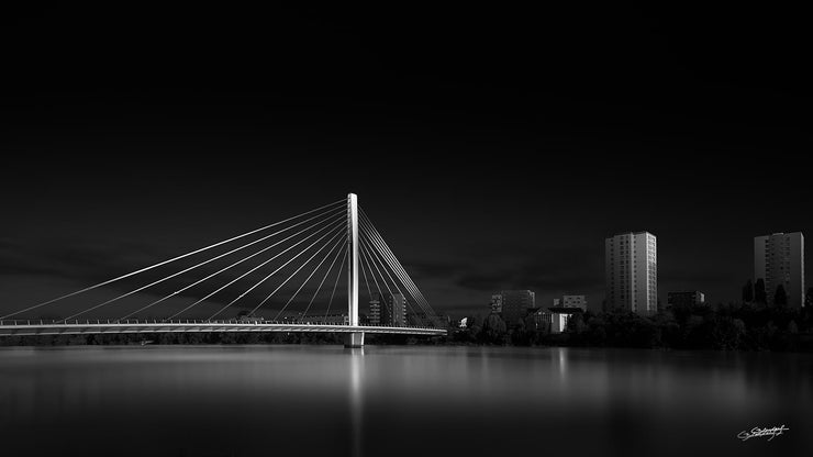 PHOTO CEDRIC BLONDEEL : PONT TABARLY - NANTES