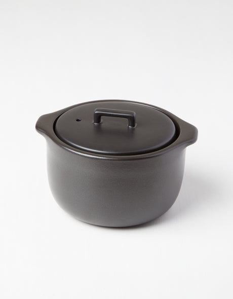 Black Ceramic Rice Cooker