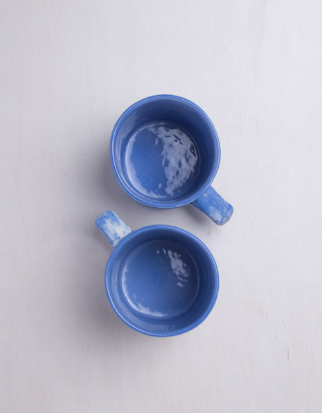Cloud Marble Ceramic Mugs Jenny & Ben