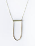 Long Arch Necklace