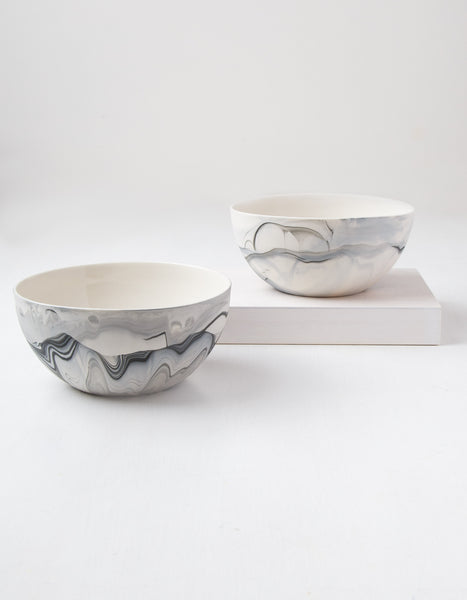 Marble Serving Bowls