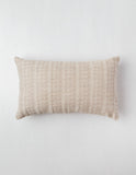 Natural Ivory Lumbar Pillow