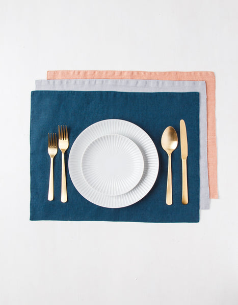 Linen Placemats Set of 2