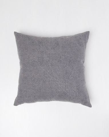 ... Stone Brushed Cotton Pillow Hand Made In Japan ...
