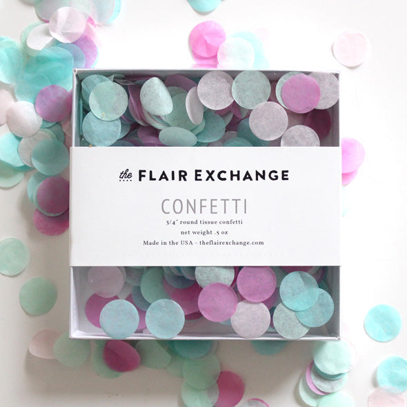 Handcut Confetti - Candy Shoppe