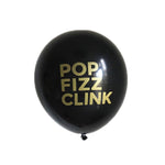 Pop Fizz Clink Balloons