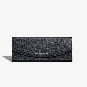 H-and-A-Black-Leather-Collapsible-Sunglasses-Case