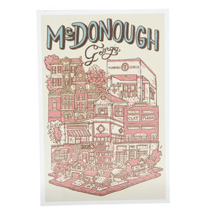 McDonough Neighborhood Prints