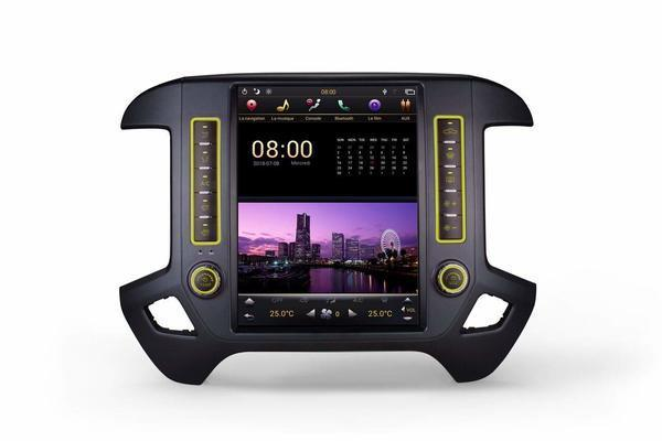 Tesla-Style Fast Boot Android Radio Stereo - Android Car Radio Fast Boot