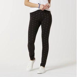 Basic Editions Women's Leggings-Foulard