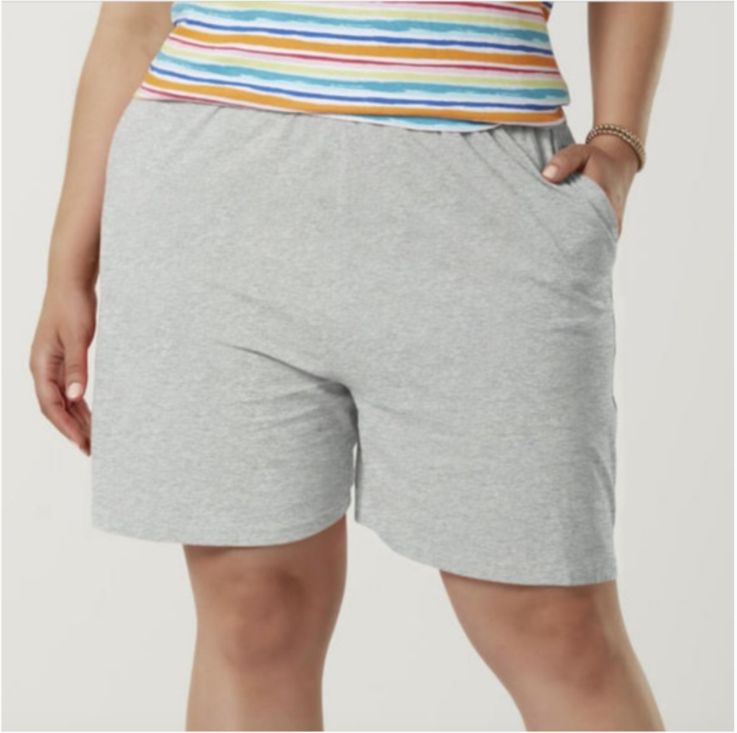Basic Editions Women's Shorts