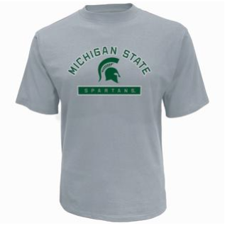 NCAA Men's Short Sleeve T-Shirt – Michigan State Spartans