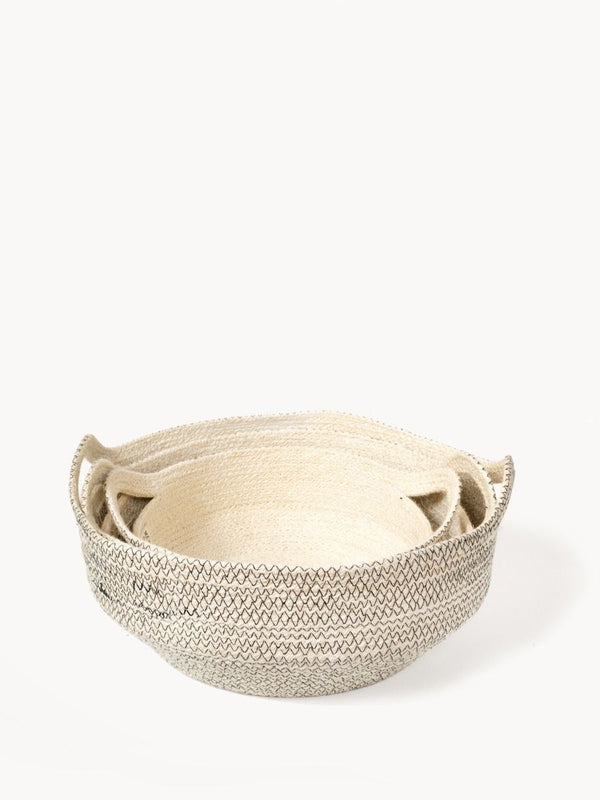 Amari Fruit Bowl - White Ivy Interiors