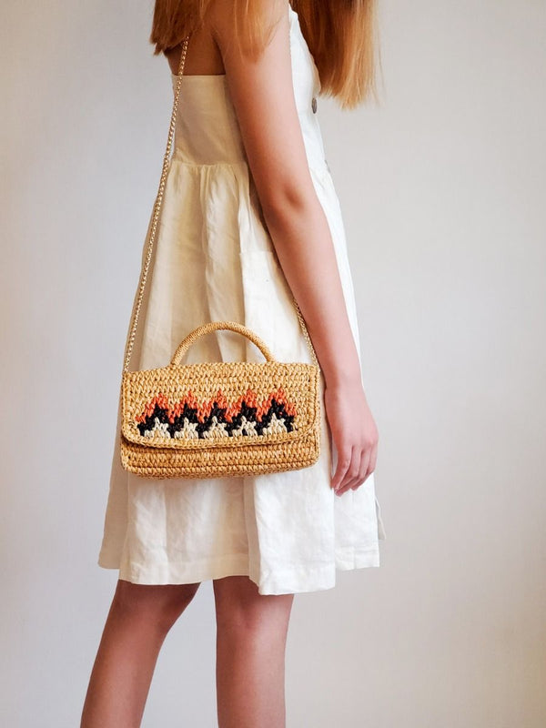 Andes Crossbody Bag - White Ivy Interiors