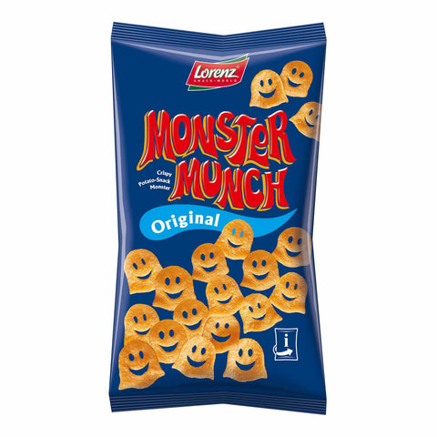 Monster Munch van nachtwacht