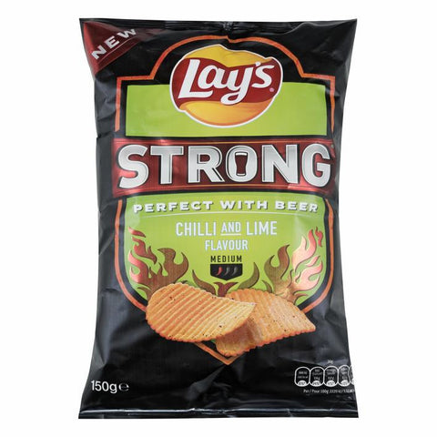 Lays Strong