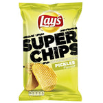 250 gm Lays Super Chips Pickles van nachtwacht