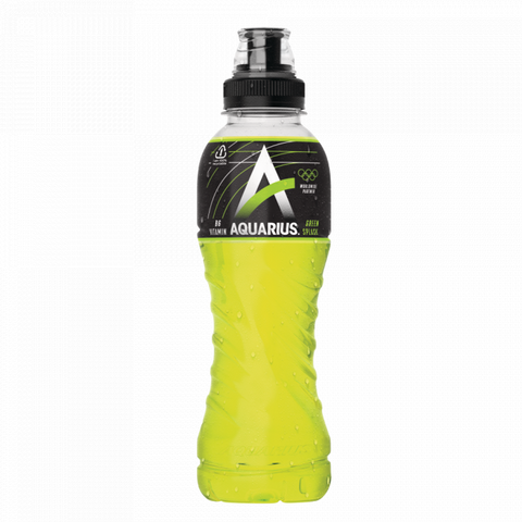 50cl Aquarius Green Splash van nachwacht