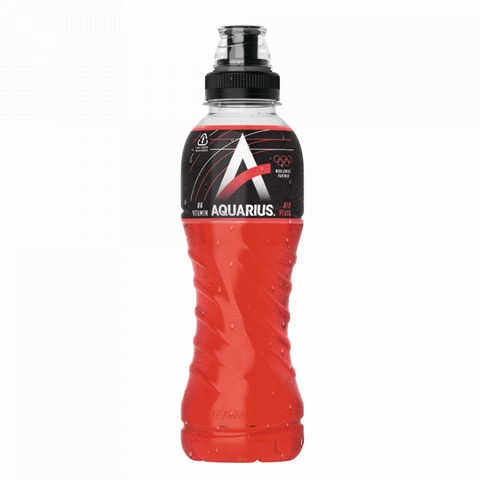 50cl Aquarius red peach van nachwacht