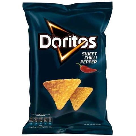 200 gm Doritos Sweet chili Pepper van nachtwacht