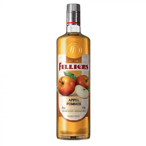 70cl apple jenever van nachtwacht