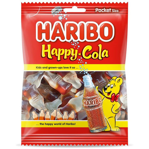70 Gm Haribo Happy Cola van nachtwacht