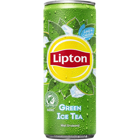 330ml green ice tea van nachtwacht