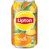 330ml ice tea peach van nachtwacht