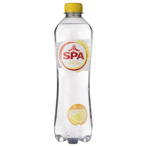 50 cl spa touch of lemon van nachtwacht