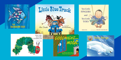40% Off All Board Books