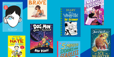50% Off Junior Fiction, Young Adult Fiction and Graphic Novels