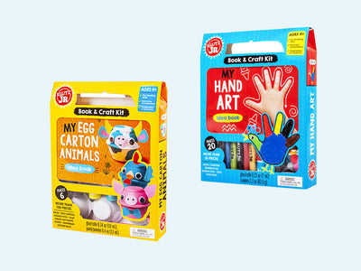 40% OFF Activity Books and Kits
