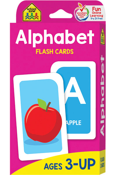 Flash Cards - Alphabet