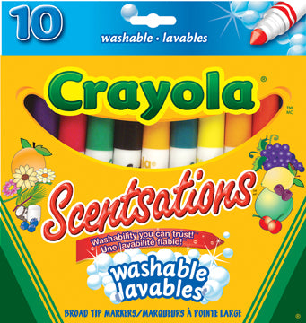 Markers - Scentsations (Washable)