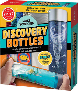 Klutz:  Make Your Own Discovery Bottles