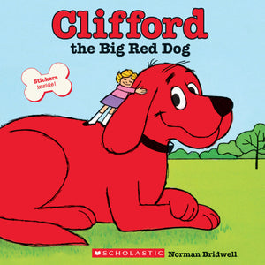 Clifford he Big Red Dog