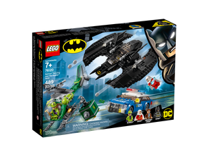 LEGO Batwing and The Riddler Heist