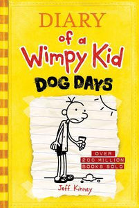Wimpy Kid #4 Dog Days