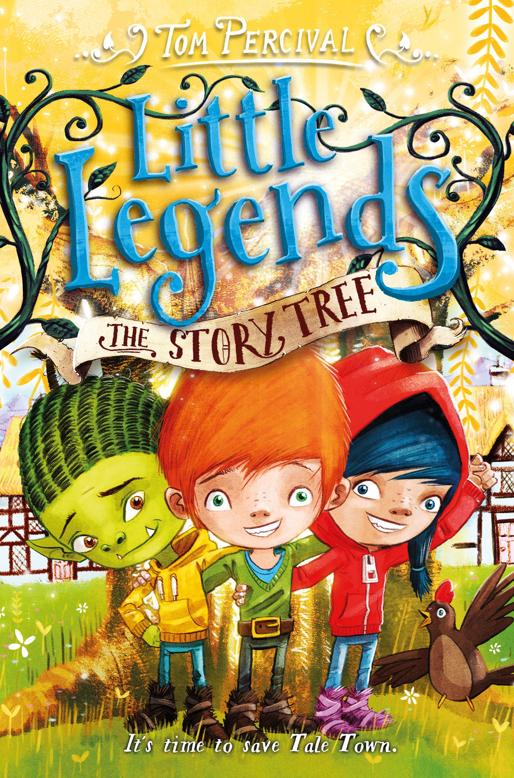 The Story Tree (Little Legends #6)