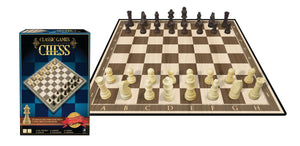 Chess Game (Wood)