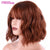 Short Water Wave Synthetic Hair wig - Shop 9ice