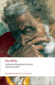 THE BIBLE AUTHORIZED KING JAMES VERSION WITH APOCRYPHA