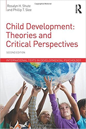 CHILD DEVELOPMENT: THEORIES & CRITICAL PERSPECTIVES