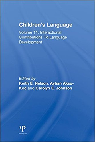 CHILDREN'S LANGUAGE