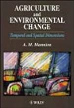 Agriculture & Environmental Change 95