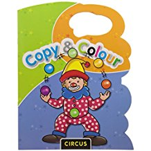 COPY & COLOUR CIRCUS